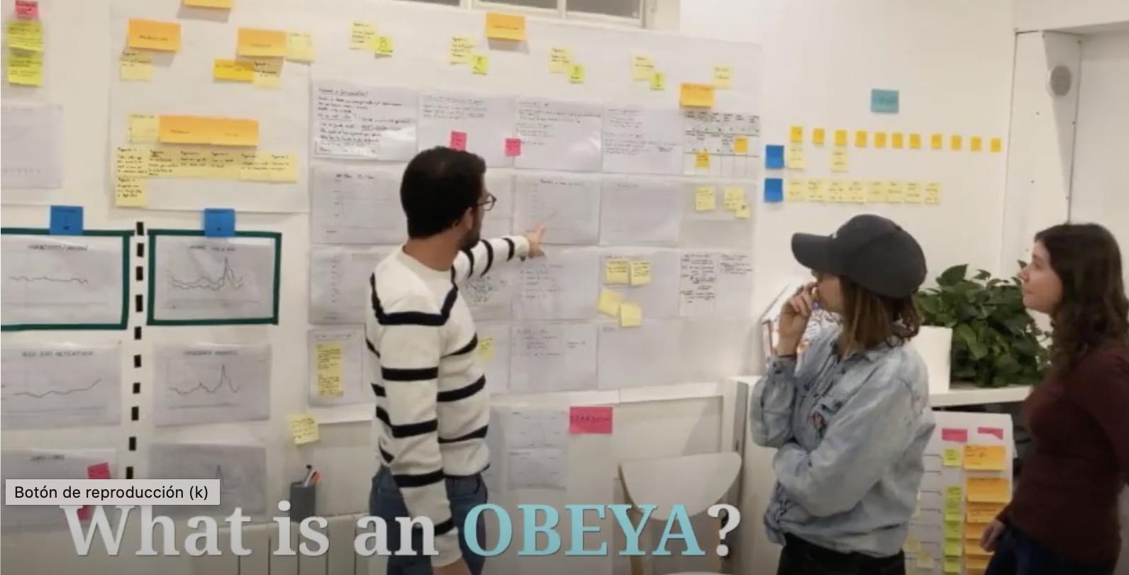 ¿Qué es una Obeya?